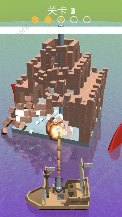 炮打城堡游戏图3