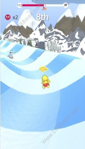 水上乐园滑梯竞速游戏安卓版下载(Aquapark.io)图片3