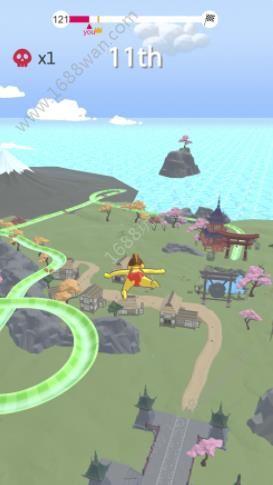 水上乐园滑梯竞速游戏安卓版下载(Aquapark.io)图片1