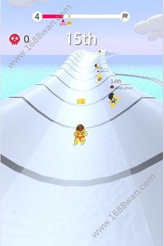 水上滑梯大作战游戏图3