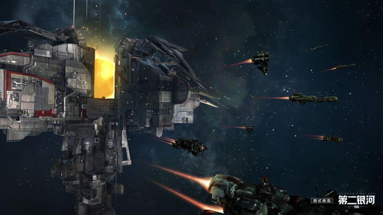 第二银河手游评测 科幻迷理想中的太空[多图]图片6