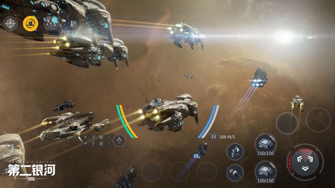 第二银河手游评测 科幻迷理想中的太空[多图]图片1