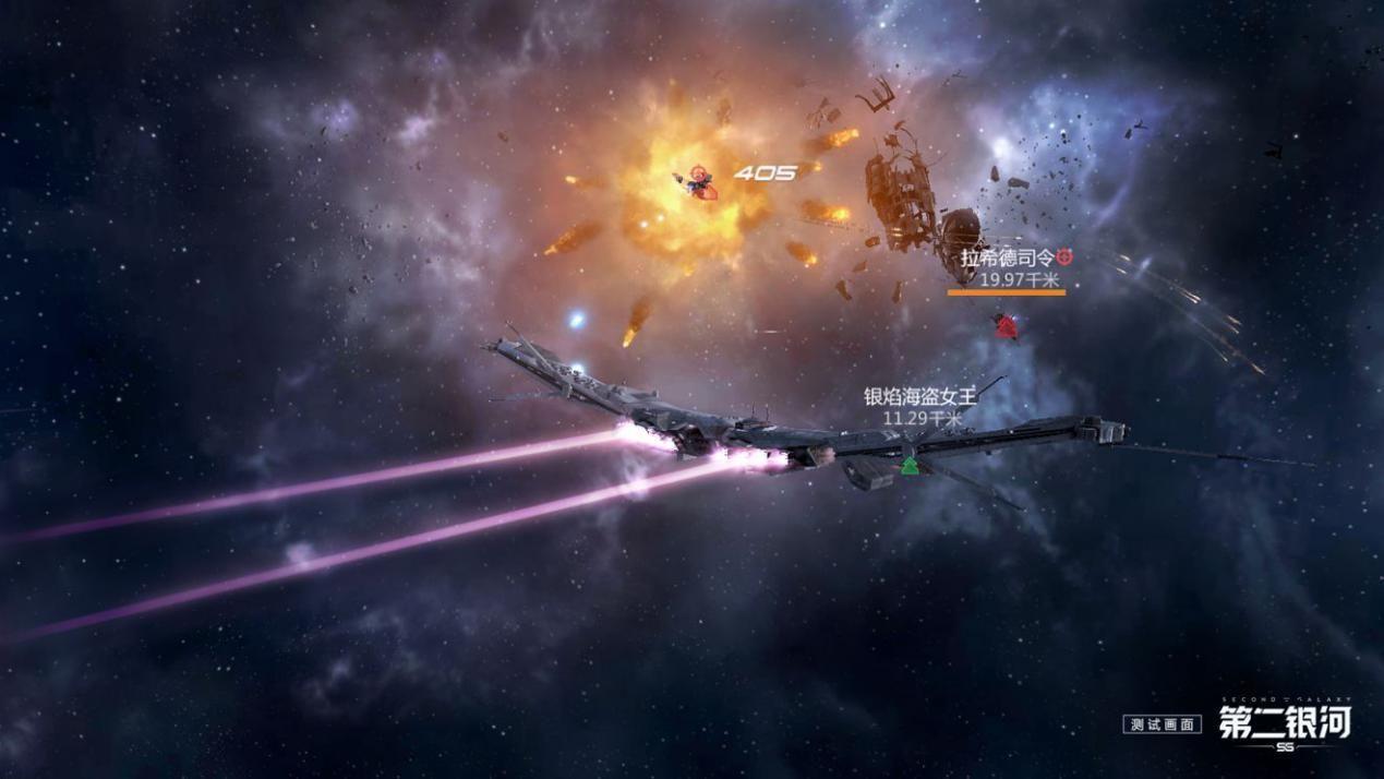 第二银河手游评测 科幻迷理想中的太空[多图]图片2
