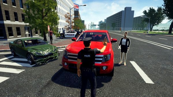 警察模拟器巡逻使命游戏图3