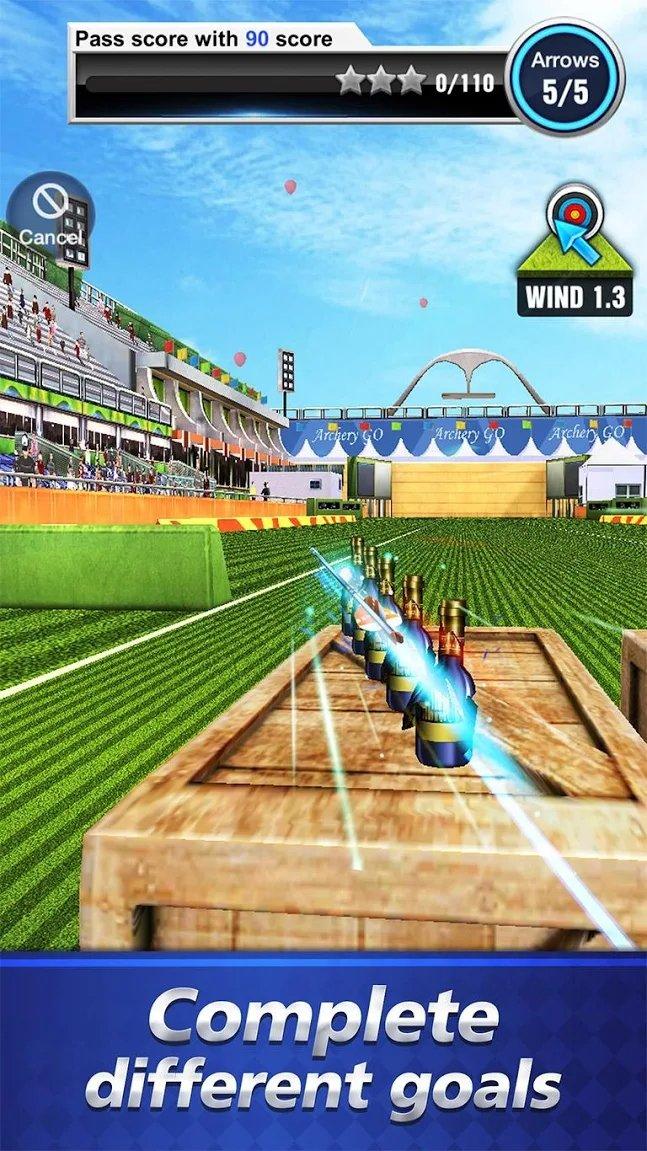 射箭运动游戏图1