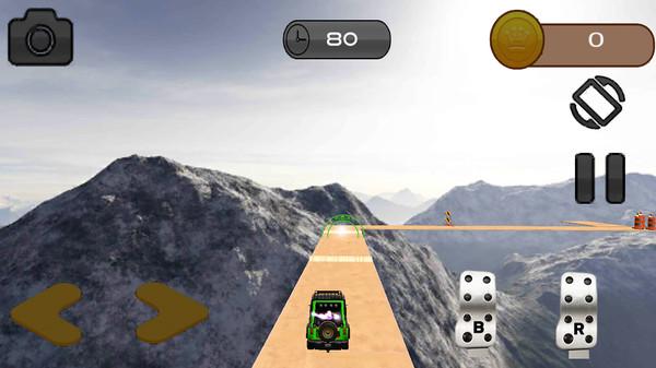 赛车登山之极限飞车游戏图1
