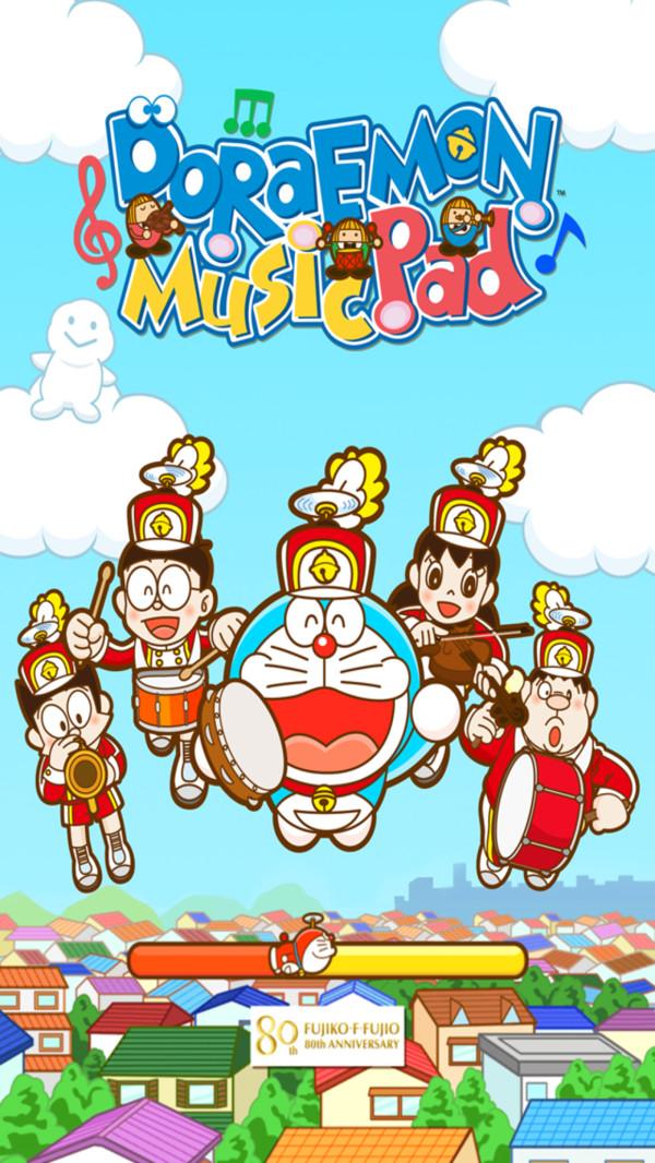 哆啦A梦音乐板游戏图3