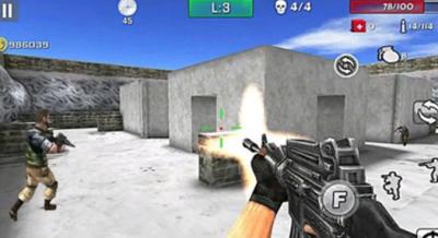 战场冲突游戏图2