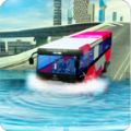 旅游交通巴士