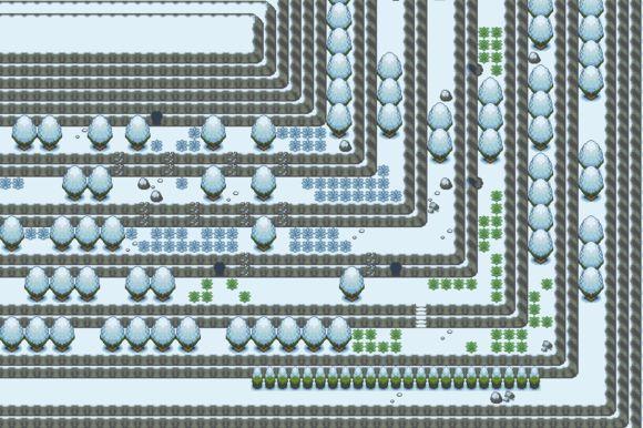 精灵宝可梦究极绿宝石4破解版图2