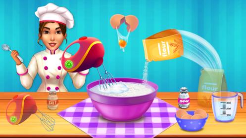 意大利面烹饪嘉年华美食游戏图1
