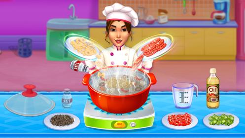 意大利面烹饪嘉年华美食苹果版图片1