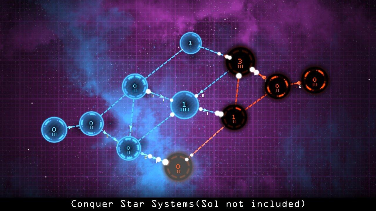 小星科幻战略游戏图3