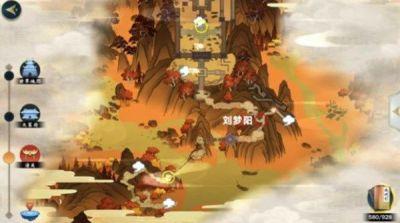 剑网3指尖江湖胭脂点雪在哪 金菊和神秘游侠位置图片3