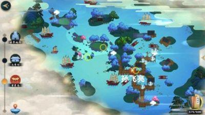 剑网3指尖江湖胭脂点雪在哪 金菊和神秘游侠位置图片5