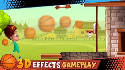 史诗篮球街机游戏安卓版(Epic Basketball Clash)图片1