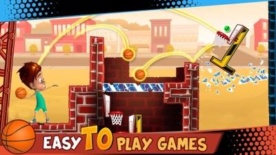 史诗篮球街机游戏图2