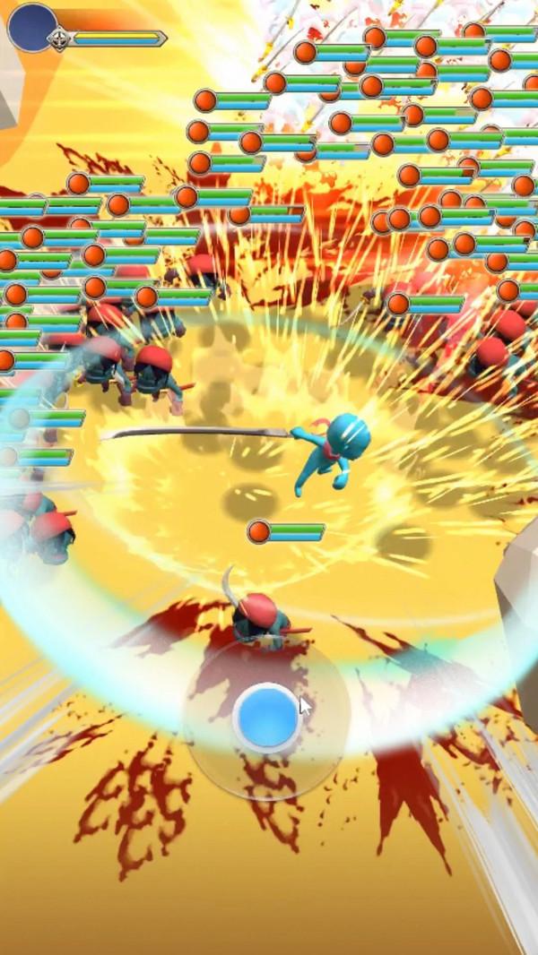 小小武者游戏安卓版图片1