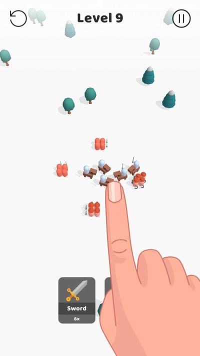 小小战场生存游戏图2