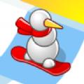 雪人竞赛3D游戏