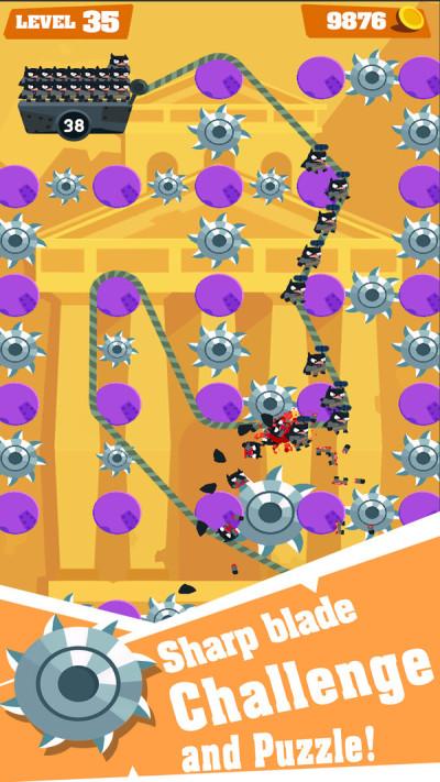 断绳逃脱游戏图3