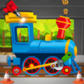 火车建造者虚拟宠物模拟