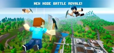 疯狂的枪手FPS和皇家战役游戏安卓版图片2