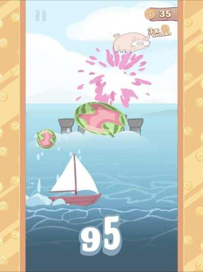 火腿要在甲板上游戏图3