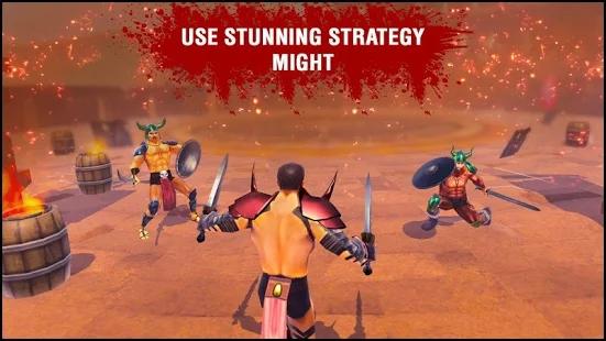沙与血之王角斗士竞技场安卓版图片2