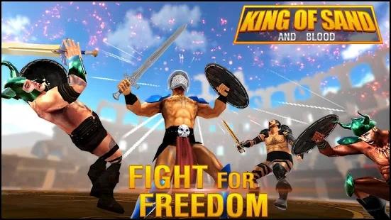 沙与血之王角斗士竞技场安卓版图片1
