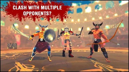 沙与血之王角斗士竞技场游戏图3