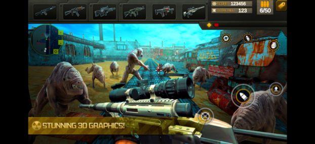 害怕天启起来游戏官方版图片1