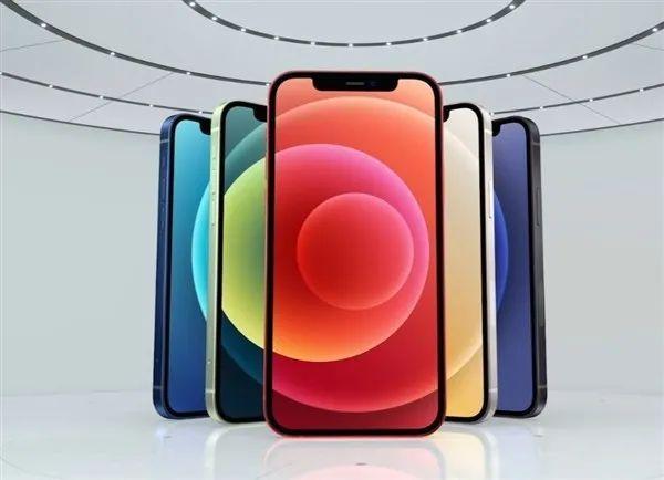 iPhone12系列手机均支持5G[多图]图片1