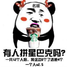 上海名媛花式拼单表情包图2