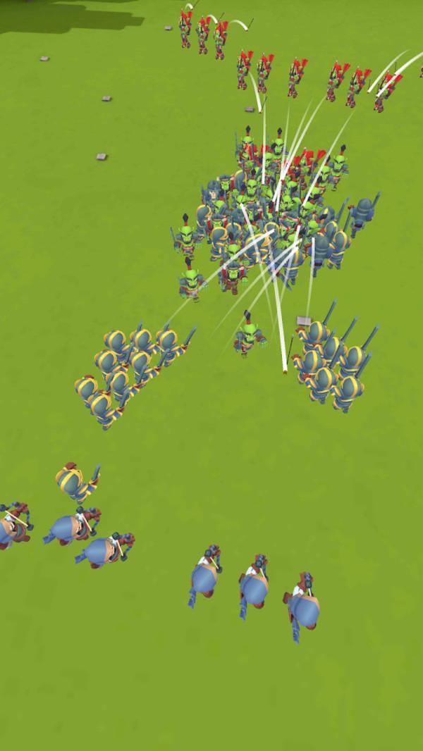 人类军团冲突游戏官方版图片1