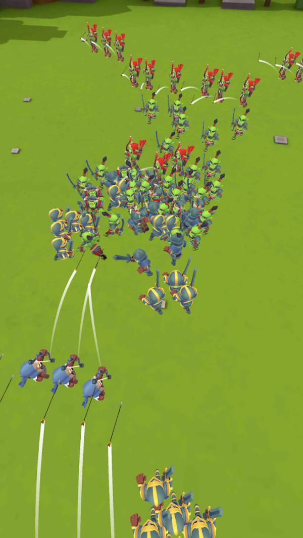 人类军团冲突游戏图3