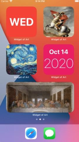 Widget of Art app中文版图片1