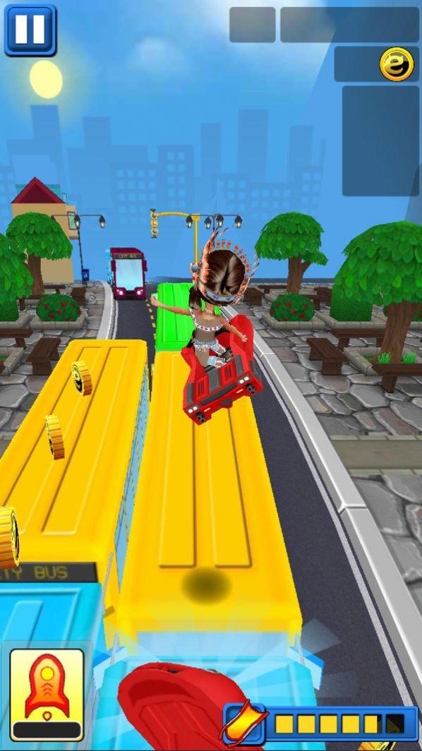 卢伦帕坦酷跑游戏安卓版图片1