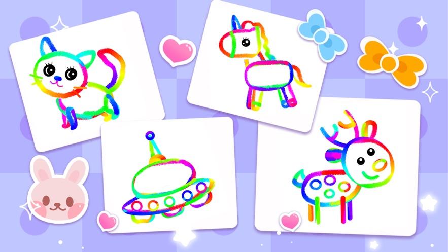 益智绘画涂涂乐app免费版图片1