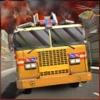 911直升机消防救援卡车司机3D