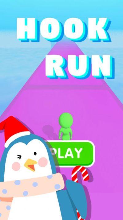 冰雪跑酷冰楼梯游戏图2