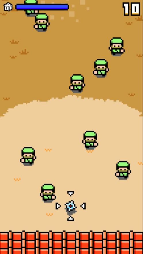 忍者之路突击游戏图2