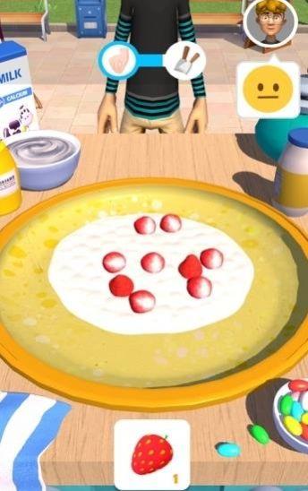 摆个地摊炒冰淇淋游戏官方版 v1.0.2