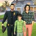 警察家庭模拟器游戏中文版 v1.0