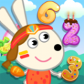 兔宝宝学数学的冒险之旅