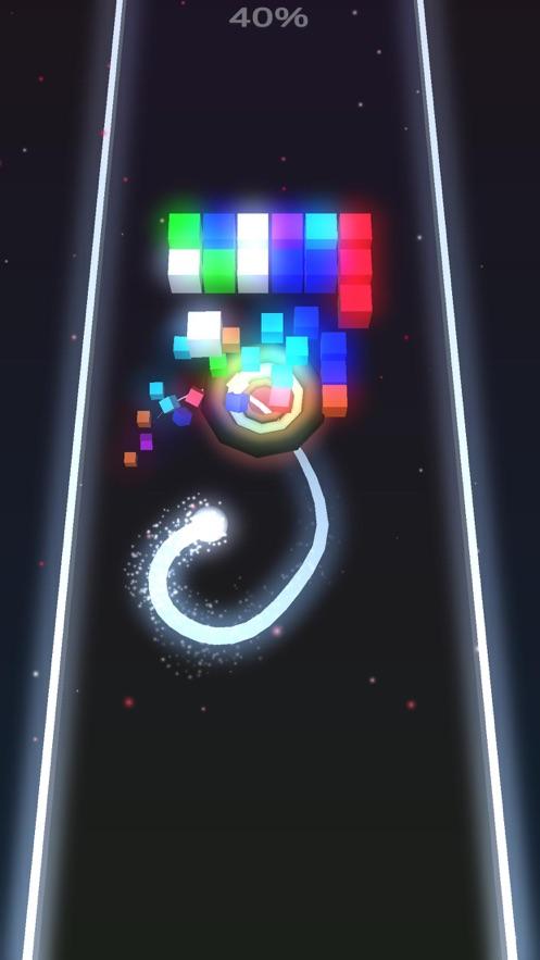 黑洞吞噬炫彩公路游戏安卓版图片3