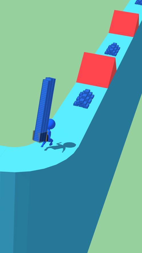 抖音爬楼我最强小游戏图片2
