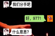 抖音977是什么意思?977梗出处及含义介绍[多图]