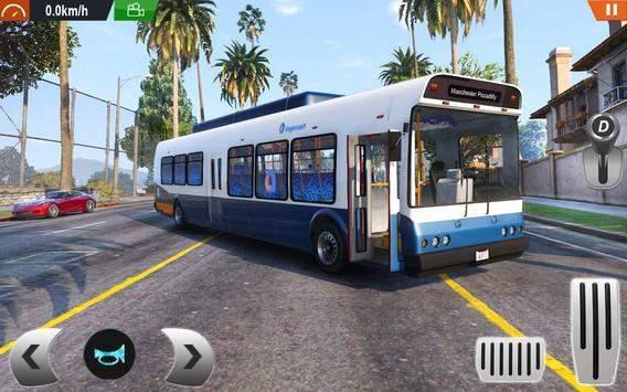 新的巴士游戏模拟器2020游戏图1