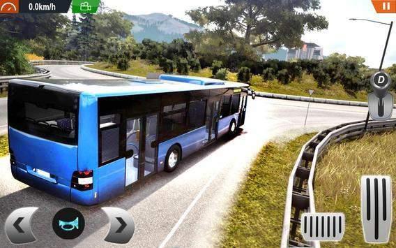 新的巴士游戏模拟器2020游戏图3